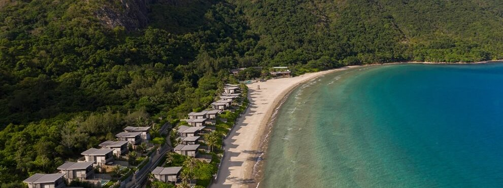 Six Senses Con Dao resort overview